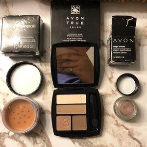 NIB Avon makeup bundle